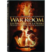 War Room (DVD + Digital Copy) (Bilingual)