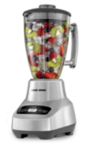 Black & Decker 6 Speed Die Cast Blender - BL3000SC