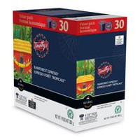 Keurig Timothy's Rainforest Espresso Dark Roast K Cup Coffee