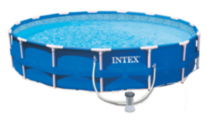 Intex 15' x 42'' Metal Frame Pool