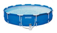 Piscine Intex à armature métallique