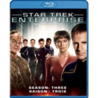 Star Trek: Enterprise - Saison : Trois (Blu-ray) (Bilingue)