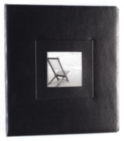 Black Frame Front Magnetic Album