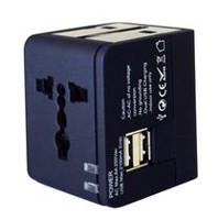 Exian Universal Power Adapter - Black