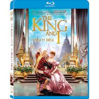 The King And I (Blu-ray + DVD + Digital HD) (Bilingual)