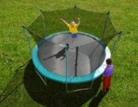 Trainor Sports - 15' Trampoline and Enclosure Combo
