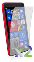 Exian Anti-Glare Screen Protector for Lumia 625 - 2 Pieces