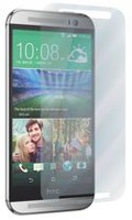 Exian Tempered Glass Screen Protector for HTC One M8, Clear