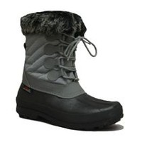 Canadiana Girls' 60ErikaW17 Winter Boots 6