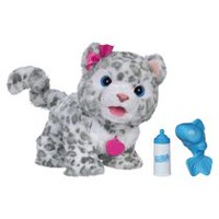 FurReal Friends Flurry, My Baby Snow Leopard