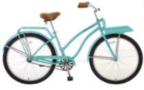 Holiday F1 26 Cruiser Bicycle