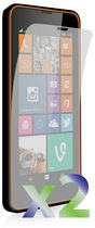 Exian Screen Protector for Lumia 635, Clear - 2 Pieces