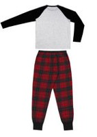 Canadiana Men's 2-Piece Pyjama Set L