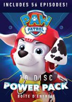 PAW Patrol: 10 Disc Power Pack (Bilingual)