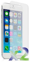 Exian Screen Protector for iPhone 6, Clear - 2 Pieces