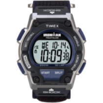 Montre Timex antichoc Ironman Triathlon de 30 circuits