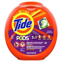 Tide PODS Laundry Detergent Spring Meadow 1.18kg