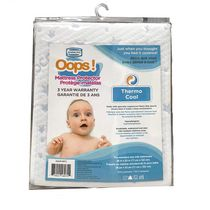 Simmons OOPS ThermoCool Mattress Protector