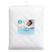 Simmons Quilted Polycotton Mattress Protector