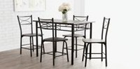 Mainstays Metal Dining Set