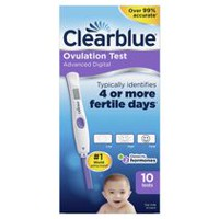 Clearblue Advanced Digital Ovulation Test 10 Tests
