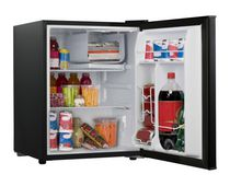 Hamilton Beach 2.7 cu. ft. Compact Refrigerator in Black