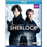 Sherlock: Season Three (Blu-ray)