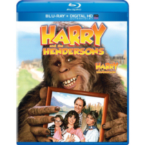 Harry And The Hendersons (Blu-ray + Digital HD) (Bilingual)