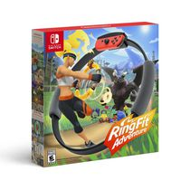 Jeu video Ring Fit Adventure™pour (Nintendo Switch)