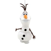 Hallmark Disney Frozen Olaf Decoupage Ornament (Walmart Exclusive)