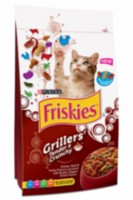 Purina Friskies® Grillers Tender & Crunchy Cat Food 7.5KG