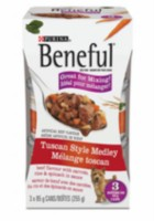 Purina® Beneful® Tuscan Style Medley Dog Food