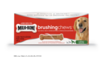 Milk-Bone Brushing Chews Dental Large Dog Dry Treats