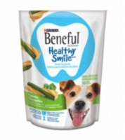 Purina® Beneful® Healthy Smile™ Small/Medium Twists Dental Dog Snacks