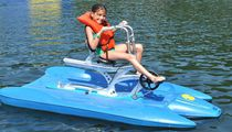 itBikes 1 Seater Water Bike