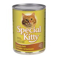 Special Kitty Premium Cat Food - Savoury Grill, 374 g