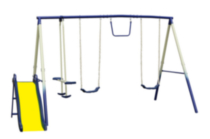 Sportspower 6 Station Swing Set