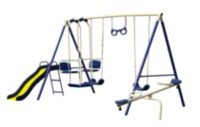 Sportspower 8 Station Swing Set