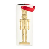 Hallmark Signature Nutcracker Bottle Bag