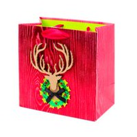 Hallmark Signature Deer Medium Gift Bag