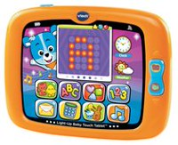 Light-Up Baby Touch Tablet- English Version