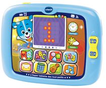 Light-Up Baby Touch Tablet- French Version