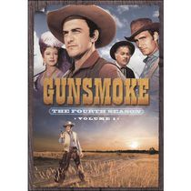 Gunsmoke: The Fourth Season, Volume One