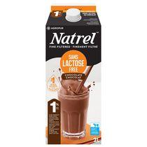 Natrel Sans Lactose au chocolat 1%