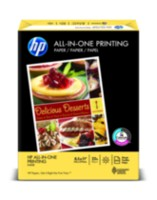 HP All-In-One Printing Letter Paper