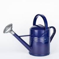 Integrated Plastics Blue Watering Can