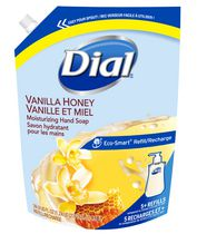 Dial Eco-Smart Vanilla Honey Hand Soap Refill 1.18L