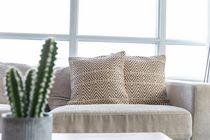 Herringbone Rug Cushion Set of 2