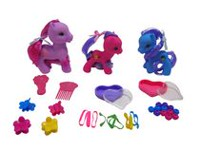 Kid Connection Little Horse Set (Purple)