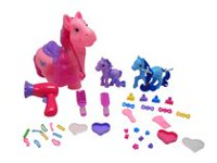 Kid Connection Pretty Pony Family Set (Pink)